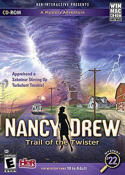 Нэнси Дрю: По Следу Торнадо
