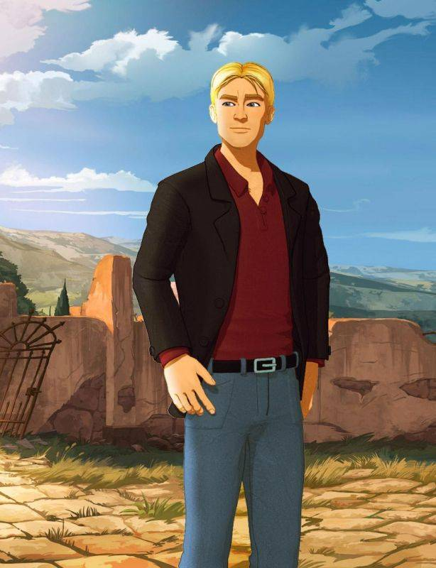 Broken Sword 5: The Serpent's Curse - Episode Two