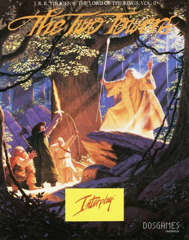The Lord of the Rings, Vol. II: The Two Towers