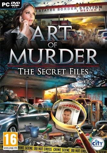 Art of Murder: The Secret Files