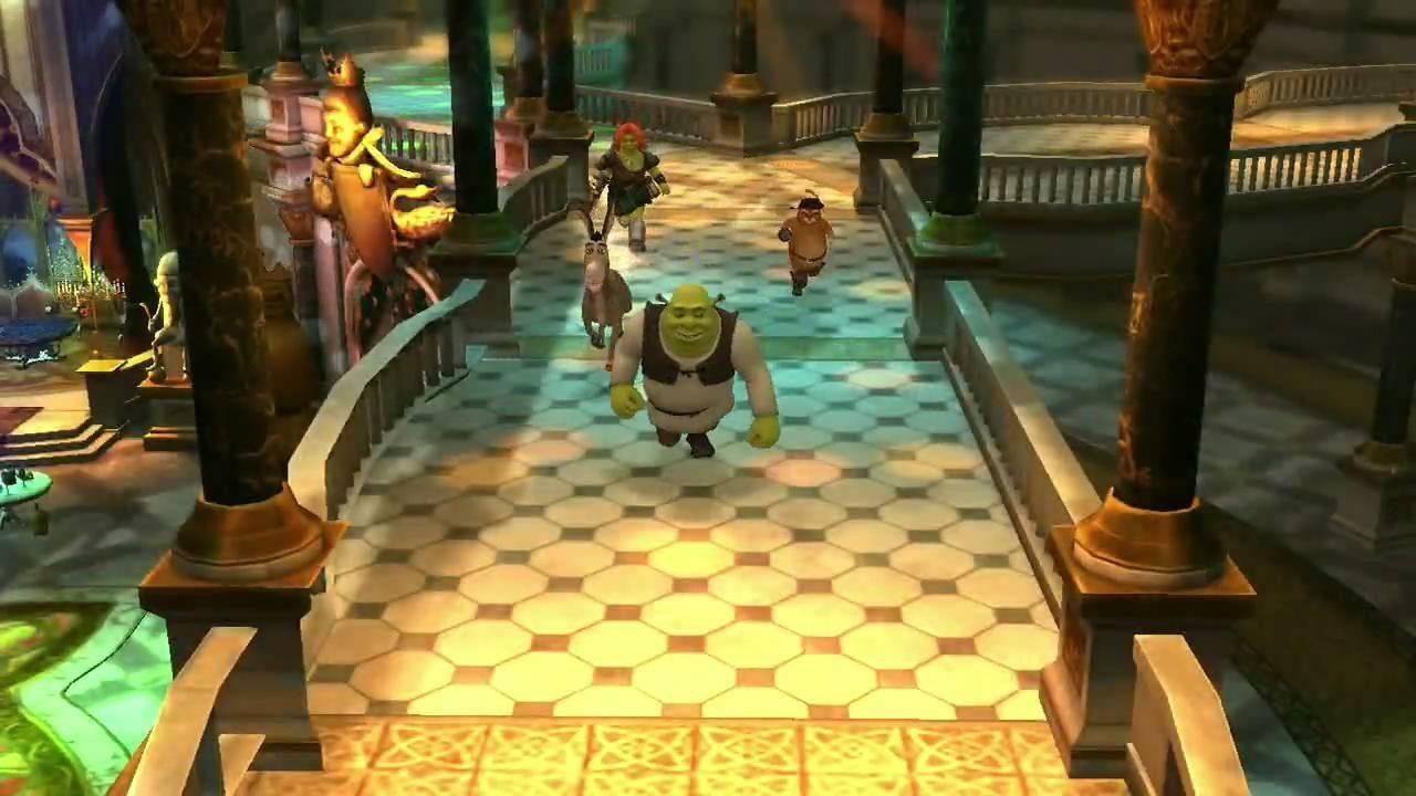 Shrek 4 game free download.