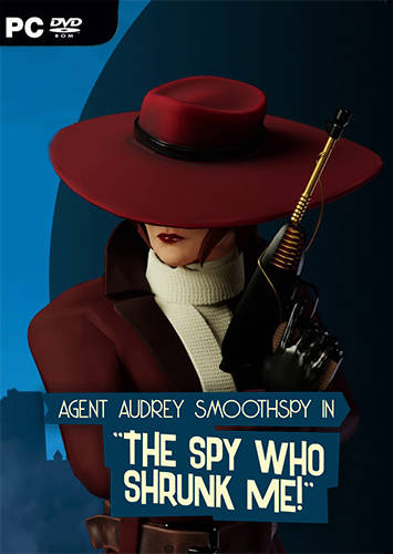 The Spy Who Shrunk Me