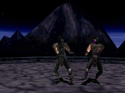 первый скриншот из Mortal Kombat 4: Revolution - Noob Saibot Empire