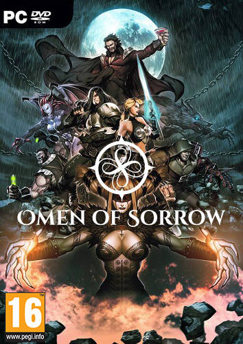 Обложка Omen of Sorrow