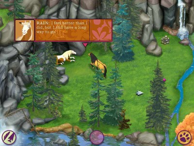 второй скриншот из Spirit: Stallion of the Cimarron - Forever Free