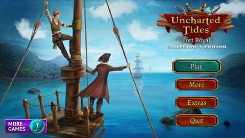 Uncharted Tides: Port Royal Collectors Edition