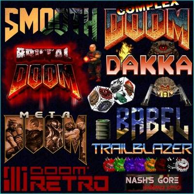 Обложка Doom Mod Collection