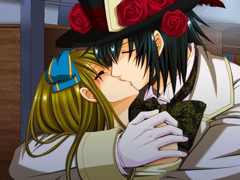 алиса в стране сердец картинки поцелуй количество вспышек
