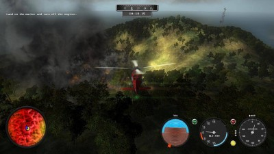 четвертый скриншот из Helicopter Simulator 2014: Search and Rescue