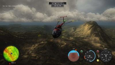 второй скриншот из Helicopter Simulator 2014: Search and Rescue
