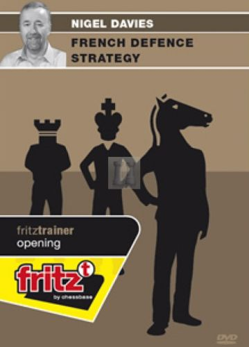ChessBase Fritz Trainer: Nigel Davies - French Defence Strategy