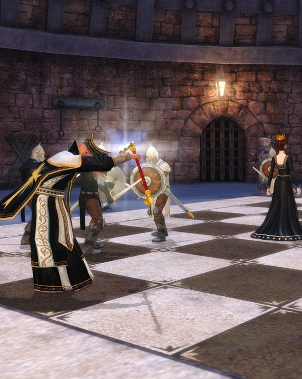 Обложка Battle Chess: Game of Kings