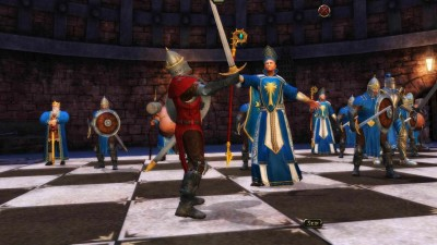 второй скриншот из Battle Chess: Game of Kings