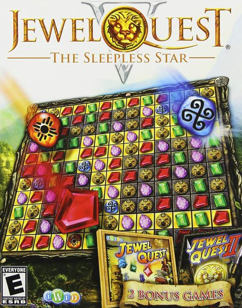 Jewel Quest: The Sleepless Star Collector's Edition