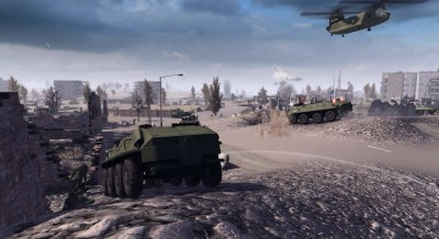 второй скриншот из Men of War: Assault Squad 2 Cold War