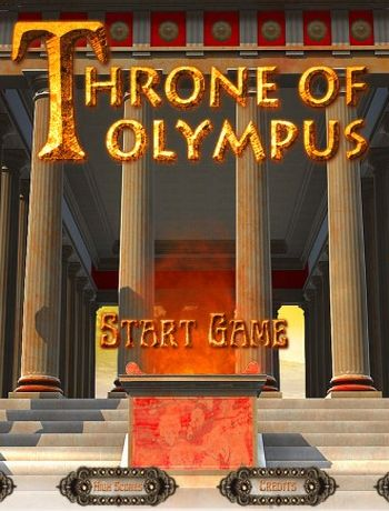 Throne of Olympus