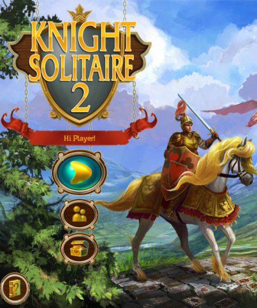 Обложка Knight Solitaire 2