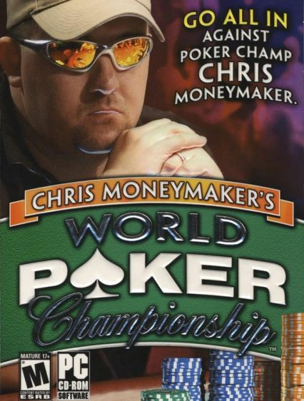 Обложка Chris Moneymaker's World Poker Championship