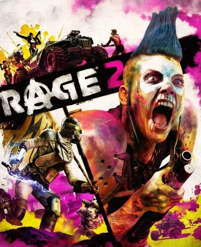 Обложка RAGE 2 - Rise of the Ghosts