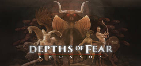Обложка Depths of Fear: Knossos