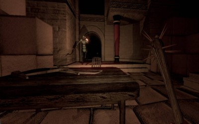 второй скриншот из Depths of Fear: Knossos