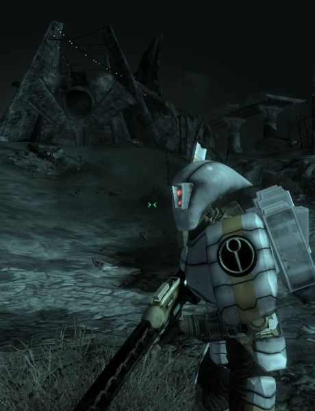 Fallout 3: Tau Fire Warrior