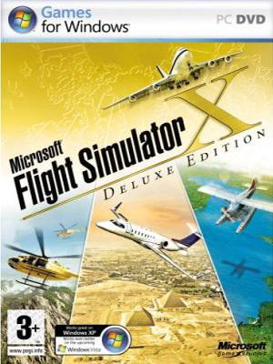 Microsoft Flight Simulator X + Разгон