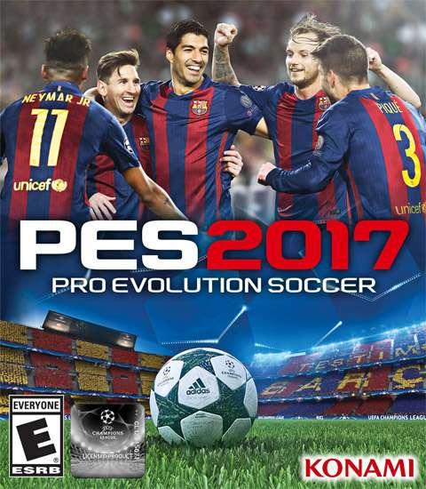 Pro evolution soccer 2017 v1. 0. 1. 0. 0 скачать торрент на пк репак.