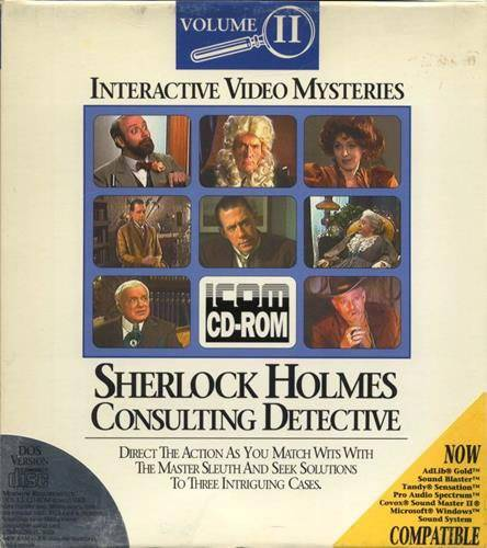 Sherlock Holmes, Consulting Detective: Vol. II