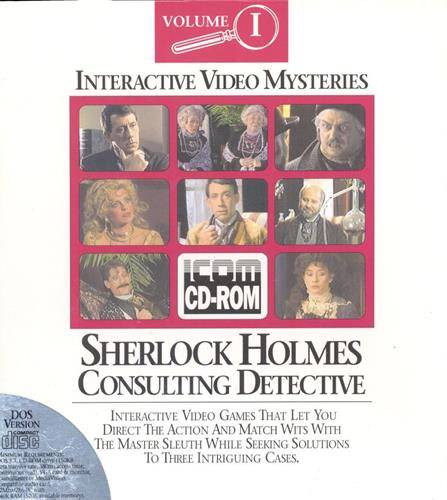 Sherlock Holmes, Consulting Detective: Vol. I