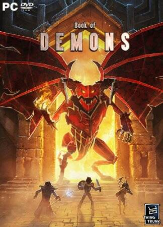 Book of Demons Collector's Content