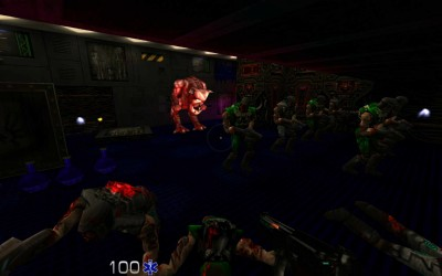 второй скриншот из Final Remake of Doom: Second Edition