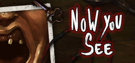 Обложка Now You See - A Hand Painted Horror Adventure