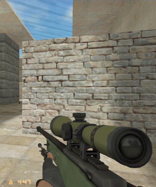 Модели для CS 1.6 из Counter-Strike: Global Offensive