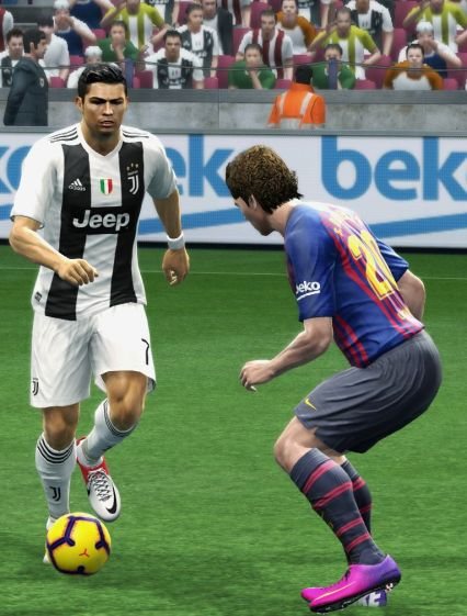 Обложка Pro Evolution Soccer (PES) 2014 - QPES Patch 1.0