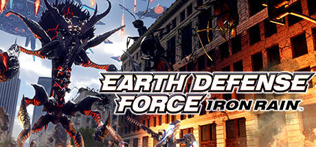 Обложка Earth Defense Force: Iron Rain