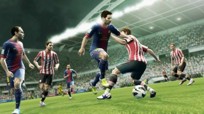 первый скриншот из Music Patch for Pro Evolution Soccer 2013
