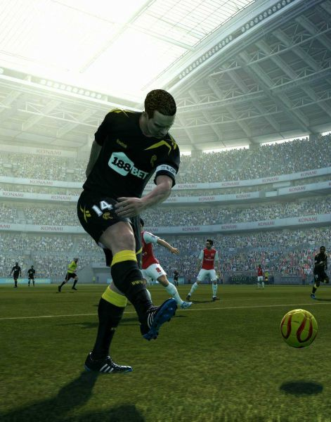 MyPES 2012 patch PESCups