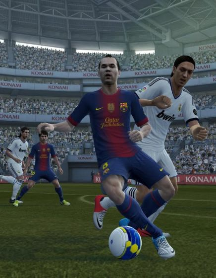 Pro Evolution Soccer 2013: WeHellas Demo Patch