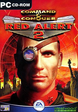 Обложка Command and Conquer: Red Alert 2 Official Map Pack
