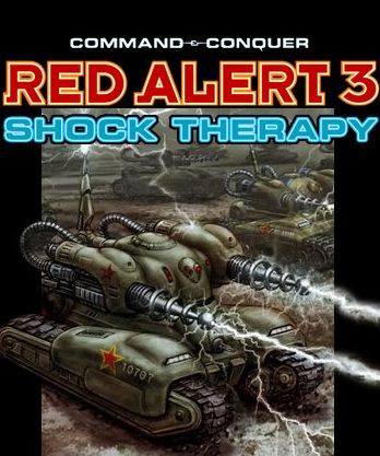 Обложка Red Alert 3: Shock Therapy