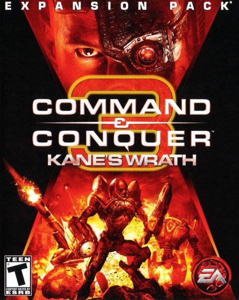 Command and Conquer 3: Kane's Wrath MapPack