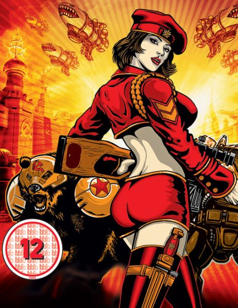 Command & Conquer: Red Alert 3 + Uprising