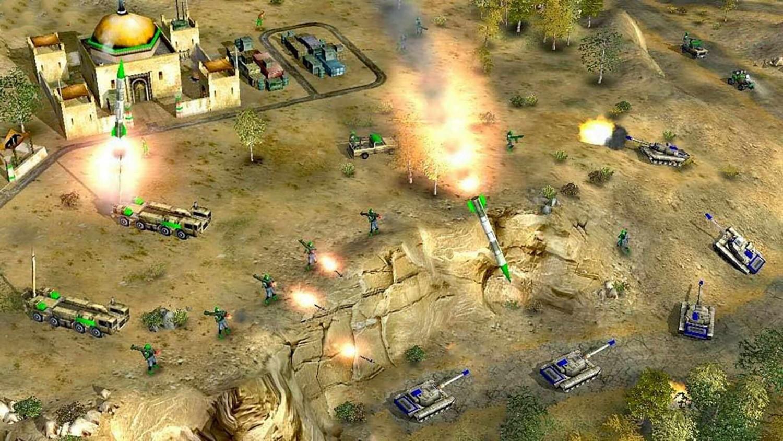Картинки о игре генералы