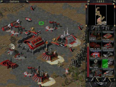 третий скриншот из Command And Conquer Tiberian Sun Mods