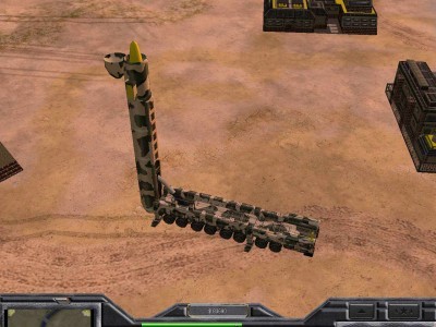 первый скриншот из Command and Conquer Generals Zero Hour: The End Of Days