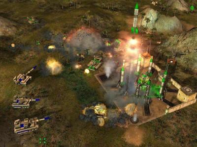 четвертый скриншот из Карты, Патчи, Моды, Программы для Command and Conquer Generals Zero Hour