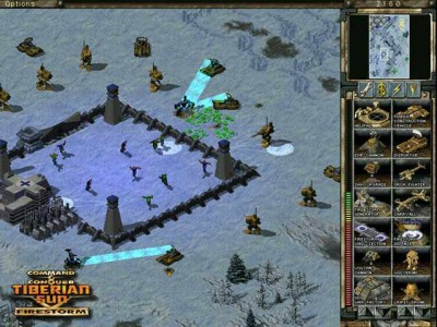 первый скриншот из Command And Conquer Tiberian Sun Mods