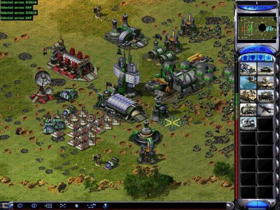 третий скриншот из Command and Conquer: Red Alert 2 Official Map Pack