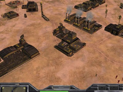 второй скриншот из Command and Conquer Generals Zero Hour: The End Of Days